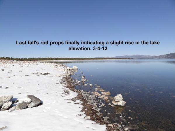 Last seasons rod props finally in the water 3-4-12