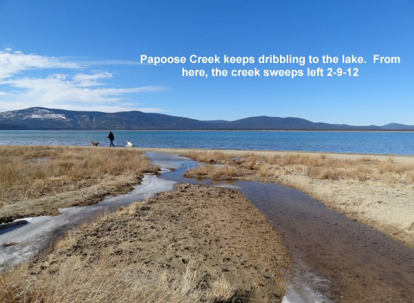 Papoose Creek 2-9-12