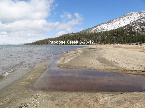 Papoose Creek 3-28-12