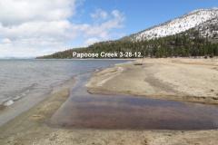 Papoose Creek 3-28-12
