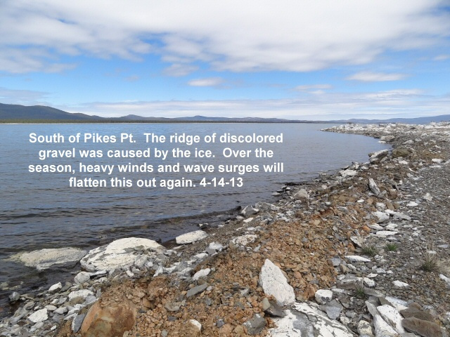 South of Pikes Pt 4-14-13