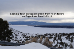 Looking down on Spalding from Heart-failure 1-23-13