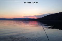 Sunrise 7-20-14