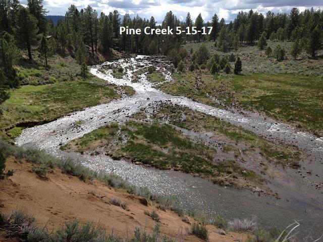 Pine Creek 2 5-15-17