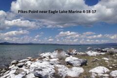 Pikes Pt near Eagle Lake Marina 4-18-17