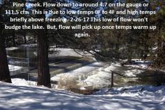 Pine Creek 2-26-17