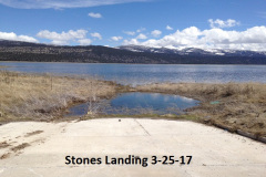 Stones Landing ramp 3-25-17