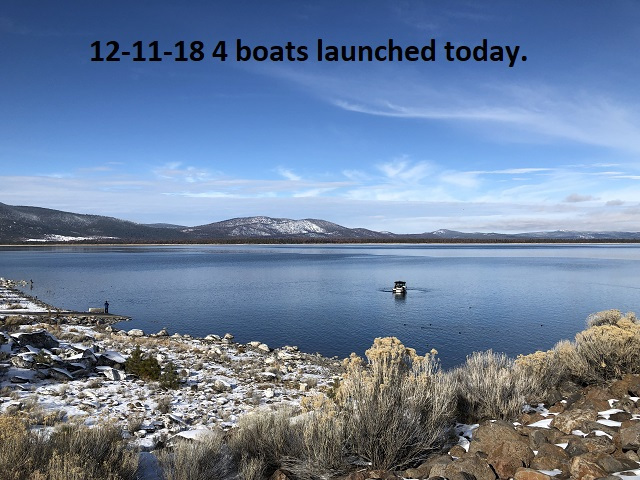 12-11-18 4 boats hit the water today