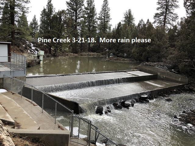 3-21-18 Pine Creek