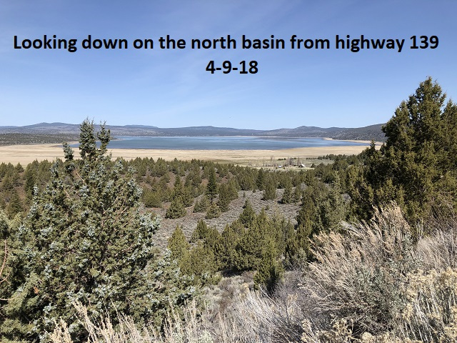 4-9-18 North basin from 139