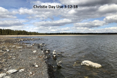 3-12-18 Christie Day Use Area