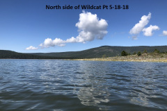 5-18-18 north side of Wildcat Pt