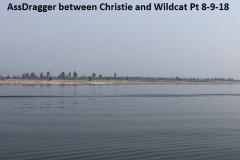8-9-18 AssDragger below Wildcat
