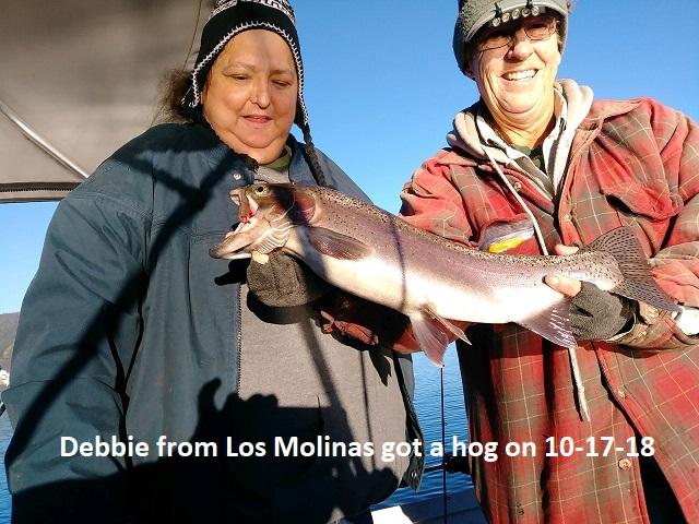 10-17-18 Debbie's Hog