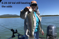6-24-18 Val still beating the odds