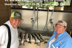 Vic and Jean Baker and Val limits 7-26-18