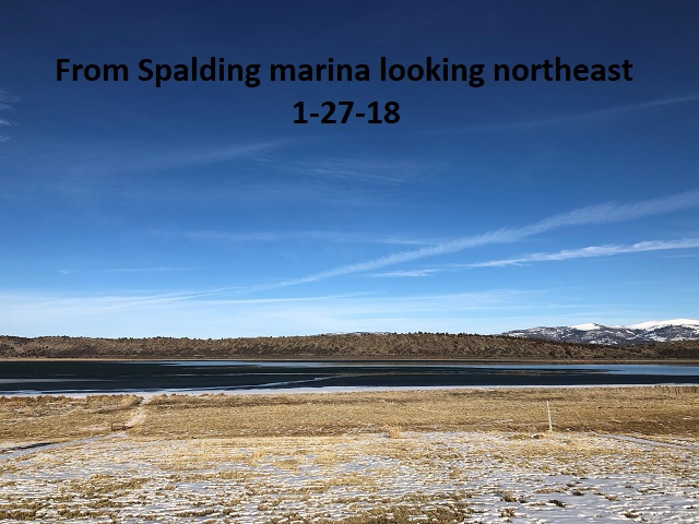 1-27-19 From Spalding marina looking northeast