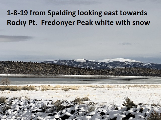 1-8-19 Looking east from Spalding towards Rocky Pt
