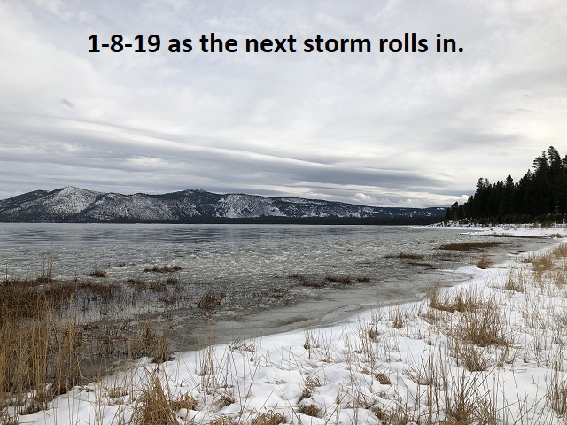 1-8-19 as the next storm rolls in.