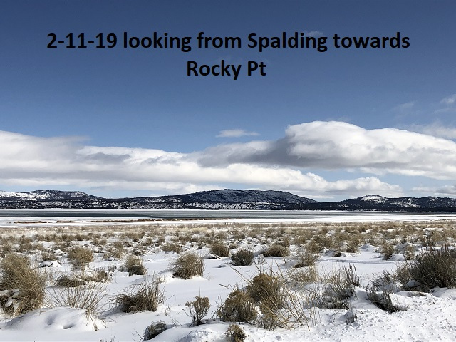 2-11-19 Looking from Spalding towards Rocky Pt