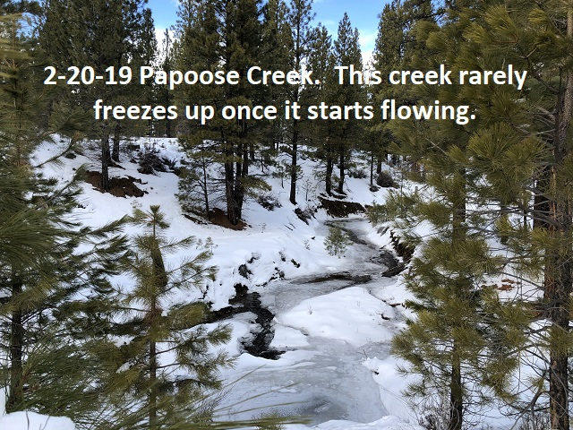 2-20-19 Papoose Creek