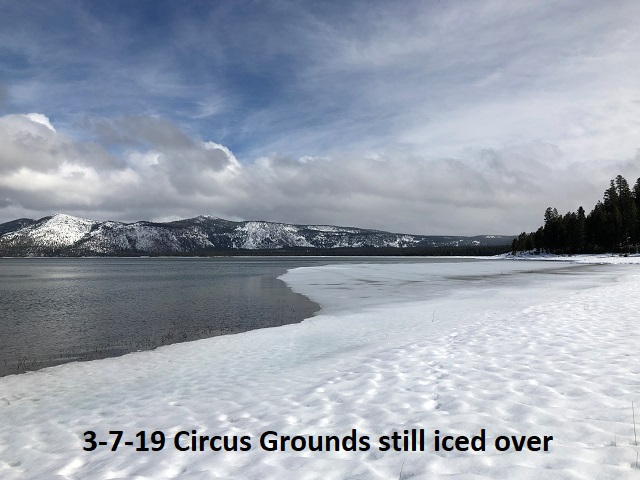 3-7-19 Circus Grounds still iced over