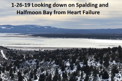 1-26-19 Looking down from Heart Failure over Halfmoon Bay