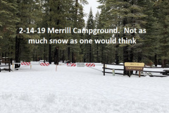2-14-19 Merrill Campground