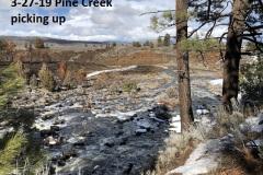 3-27-19-Pine-Creek-picking-up