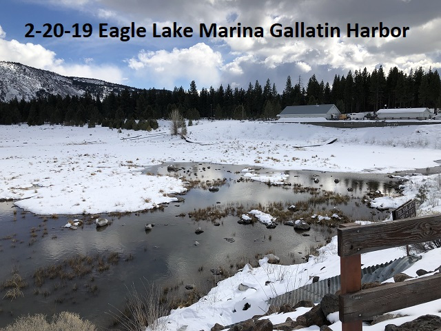 2-20-19 Eagle Lake Marina Harbor