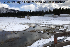 2-20-19 Eagle Lake Marina Harbor
