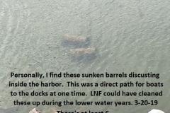 3-20-19 inside the Gallatin Harbor